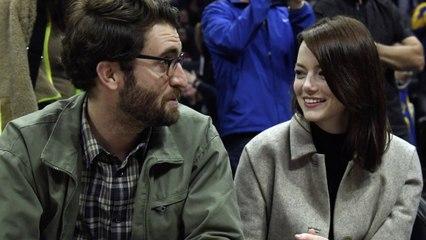 Hat Emma Stone heimlich geheiratet?