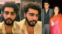 EMOTIONAL Arjun Kapoor Is Missing His Late Mother