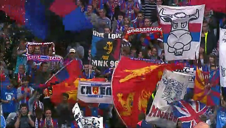 Le Replay du match SMCaen 3-2 Lyon (J2 2010/2011)