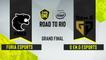 CS:GO - Gen.G Esports vs. FURIA Esports [Train] Map 1 - ESL One: Road to Rio - Grand Final - NA