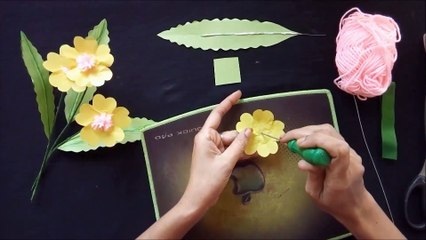 3 Ways to Make Flowers with Toilet Paper - video dailymotion   240x426