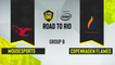CS:GO - Copenhagen Flames vs. mousesports [Nuke] Map 2 - ESL One: Road to Rio - Group B - EU