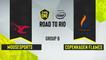 CS:GO - Copenhagen Flames vs. mousesports [Overpass] Map 1 - ESL One: Road to Rio - Group B - EU