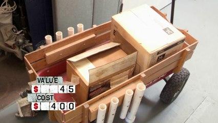 Storage Wars: A Real Man's Locker   A&E