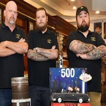 "Pawn Stars ""S17E25"" Season 17 Episode 25 — Pawnfellas"