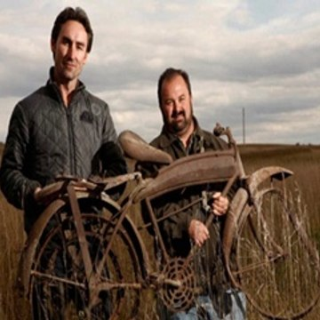 """American Pickers """"S21E17"""" Season 21 Episode 17 ~ The Ghost of the West"""