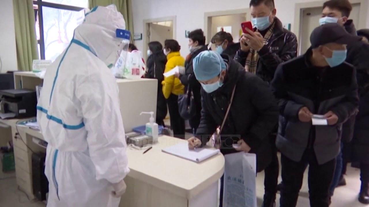 Top News – Wuhan raporton 5 raste të reja me Covid-19