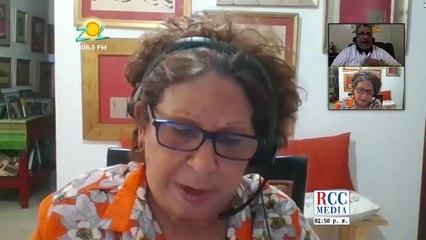 Consuelo Deespradel comenta en Estados Unidos el desempleo va ha llegar a un 20%