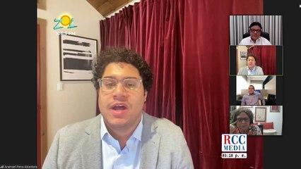 Michael Tornato, Aramael Peña y Amnahir Peña nos hablan de la creación de una mascarilla reusable