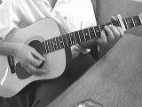 You're beautiful blunt à la guitare