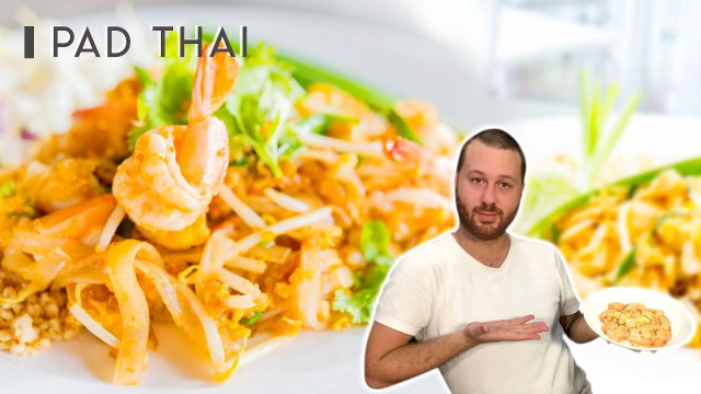 A LITTLE BIT SPICY, SWEET & SOUR A COMBINATION THAT MAKES A TASTY PAD THAI