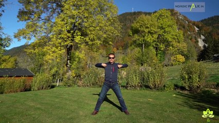 NordicWalkin 2020 - Vidéo atelier 10 - Yoga