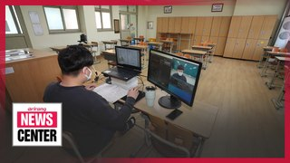 Engineers' cooperation enabled 3 million students in S. Korea to take online classes