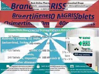 Buy Tagrisso (Osimertinib) Tablets Online