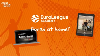 Fun #EUROLEAGUEUNITED tips from EuroLeague Academy!