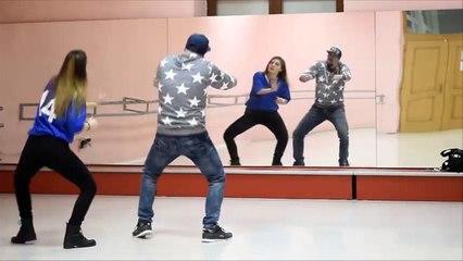 CENI MESHI   DANCE TUTORIAL Hardwell & Henry Fong feat Mr  Vegas   Badam Meso edhe ti