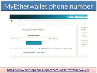 the MyEtherWallet account customer service number toll free