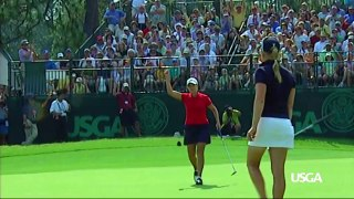 U.S. Women's Open Rewind- 2007: Kerr Defeats the Game's Best at Pine Needles (Golf)