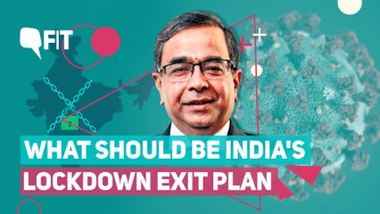 It's Time to Exit the Lockdown, Adapt Local healthcare Strategy: Dr K Srinath Reddy  | The Quint