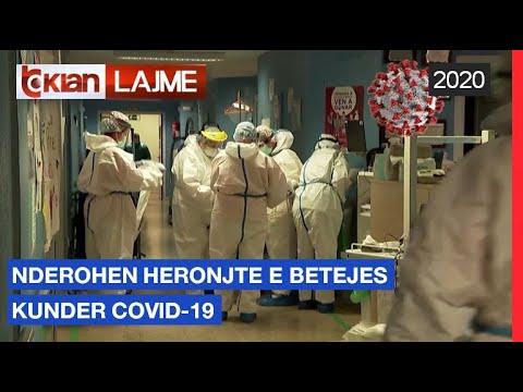 Nderohen heronjte e betejes kunder Covid-19 | Lajme – News