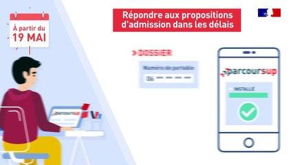 PARCOURSUP 2020 : ce qu'il faut savoir sur la phase d'admission