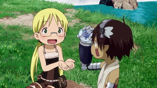 Made in Abyss - 04 - The Edge of the Abyss - video dailymotion