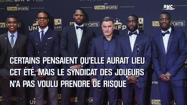 Ligue 1 : Pas de soirée de remise des trophées UNFP cette saison