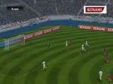 PES PSG Tottenham coupe pes ligue 08