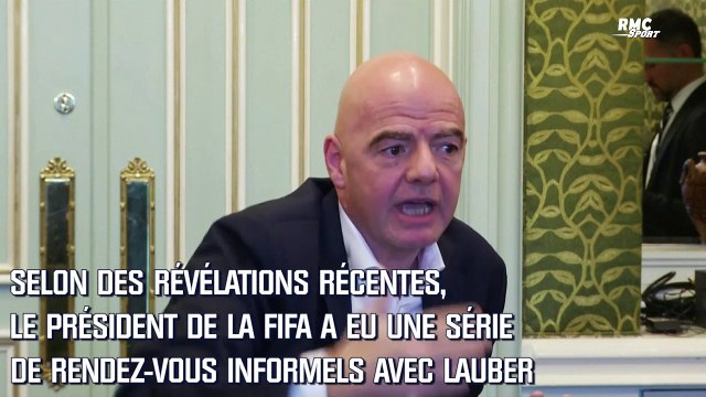 FIFA : Platini demande à Infantino de démissionner