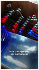 """Paris leur dit merci : Cette médiathèque a été transformée en """"coronalab"""" pour équiper les soignants"""