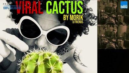 """Le chanteur Morik inspiré par """"Les cactus"""" de Jacques Dutronc"""