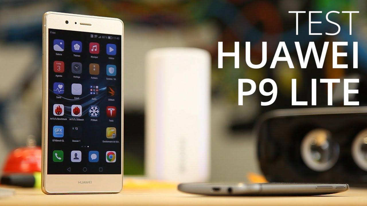 HUAWEI P9 LITE : Test