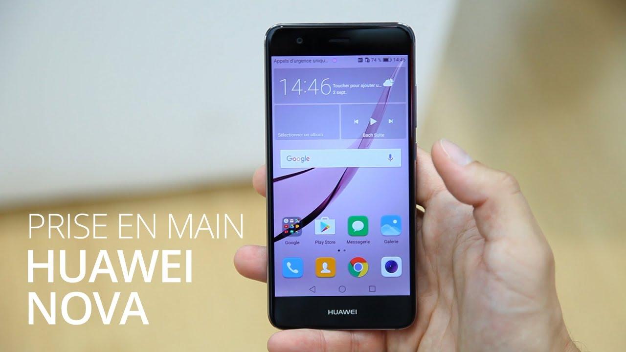 Huawei Nova : nous l'avons pris en main durant l'IFA 2016