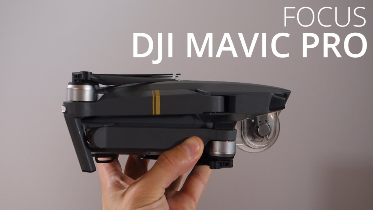 DJI Mavic Pro, premier test du drone repliable et intelligent