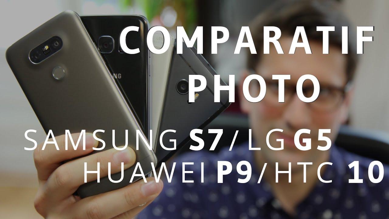 Les meilleurs smartphones de 2016 pour la photo