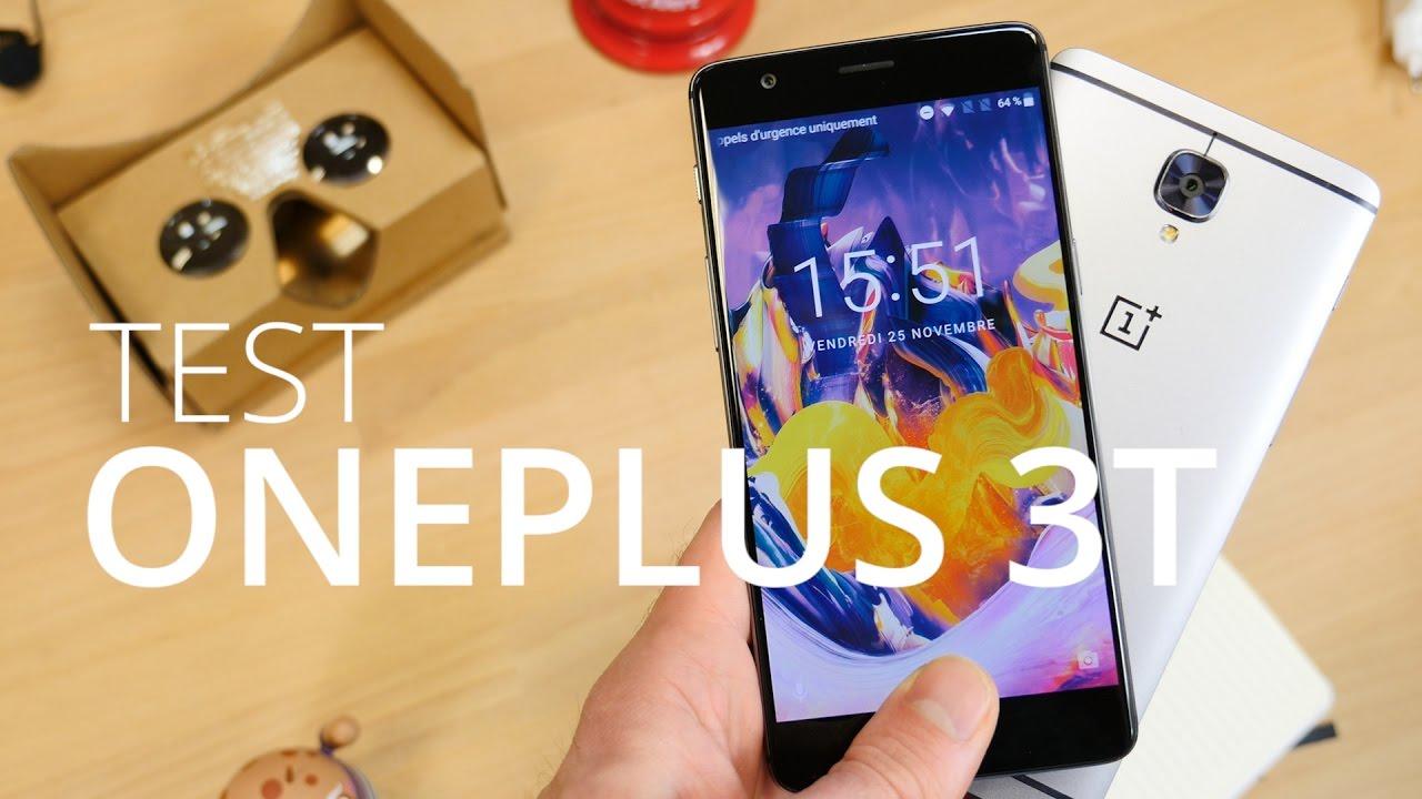 Test du OnePlus 3T : meilleur que son prédécesseur ?