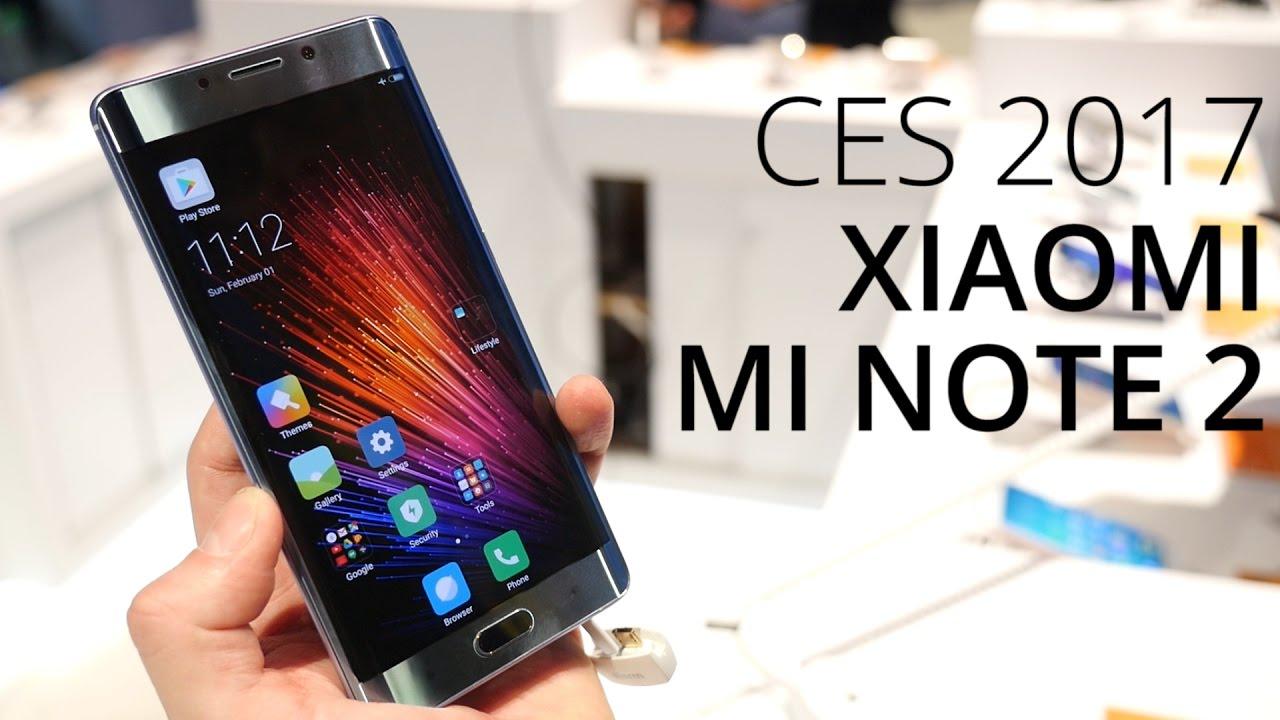 Xiaomi Mi Note 2 : notre prise en main du smartphone de référence à importer de Chine
