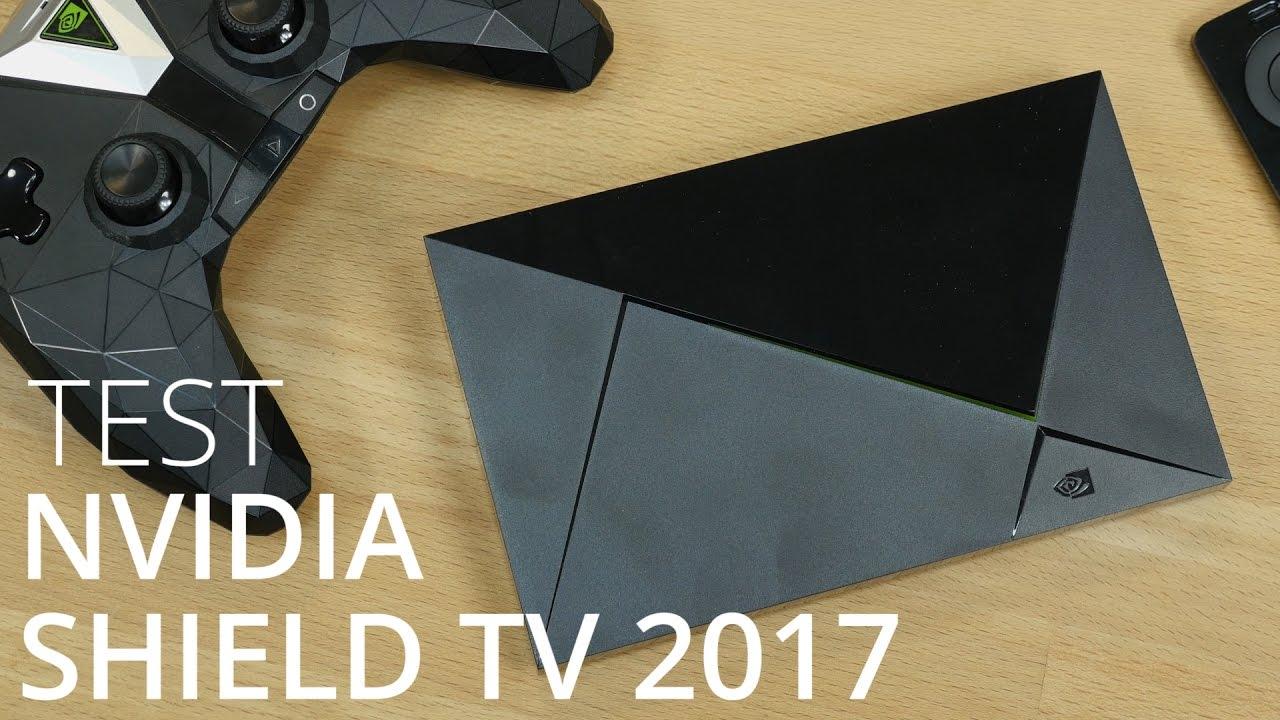 L'ultime box TV : on a testé la NVIDIA Shield TV 2017 4K HDR sous Android TV