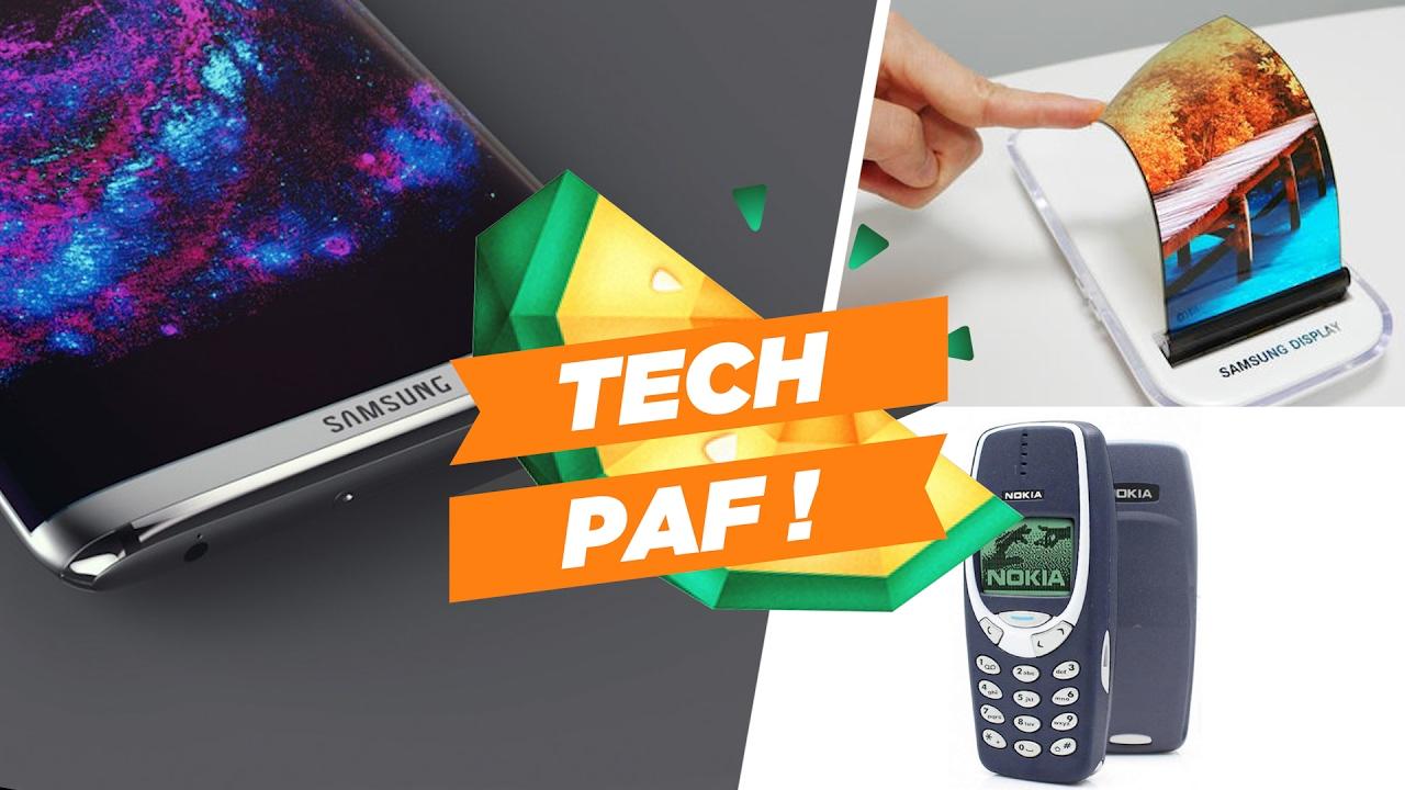 TechPaf #8 : Les plus grosses attentes du MWC 2017