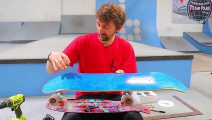 Installer les roulettes à 849 € du Mac Pro sur son skateboard : c'est possible !