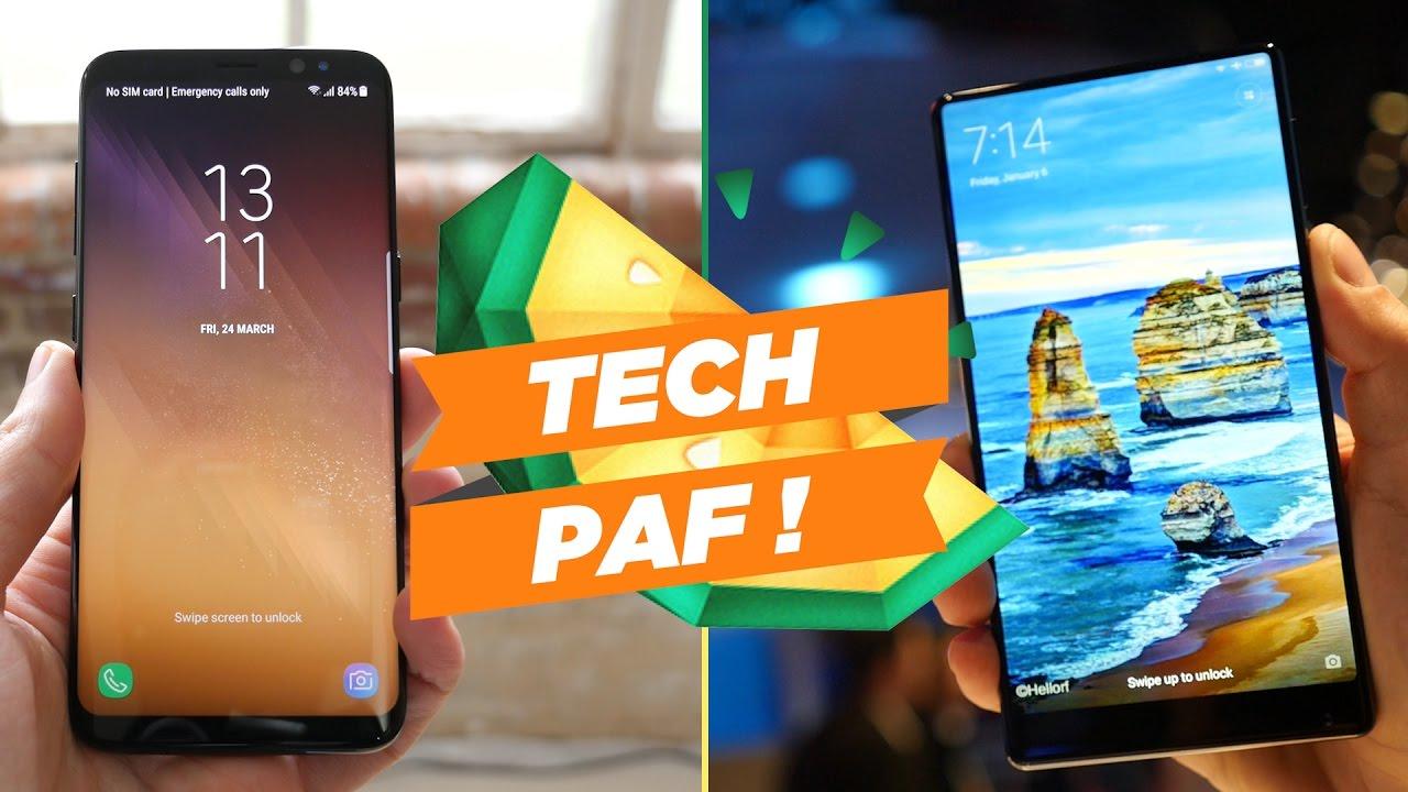TechPaf #10 : Le borderless est-il l'avenir du smartphone ?