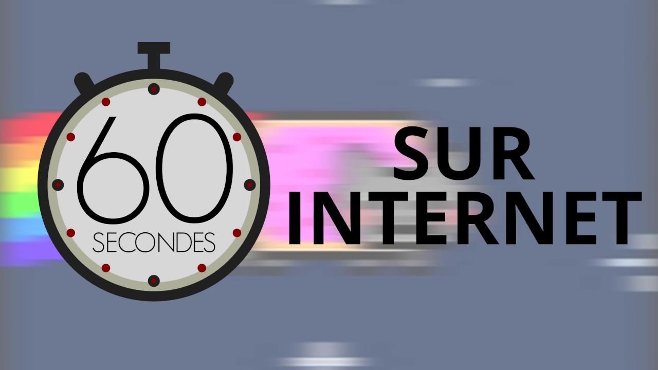 En bref : que se passe-t-il sur Internet toutes les 60 secondes ?