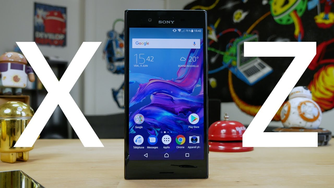 Test du Sony Xperia XZ Premium : une brique qui filme en slow motion