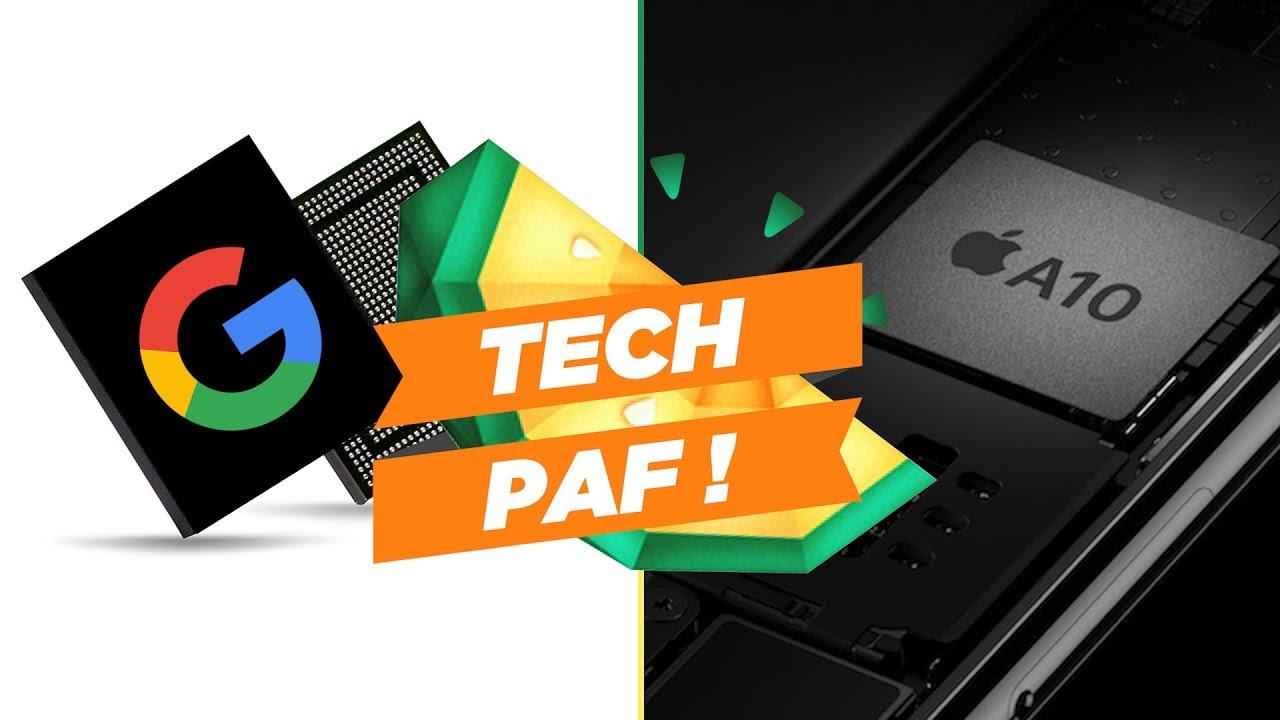 TechPaf #14 : Comment Google peut-il révolutionner Android en créant ses propres puces ?