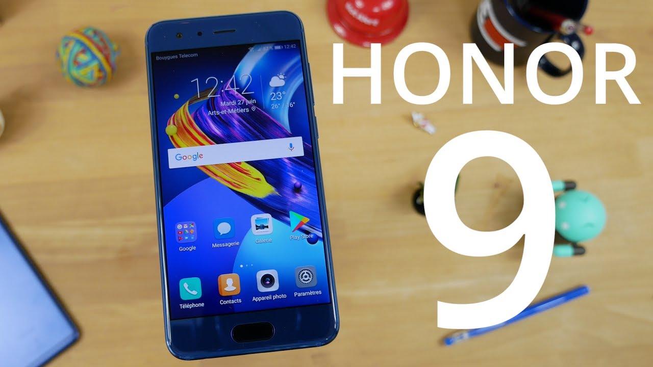 Test du Honor 9 : une bonne amélioration du Honor 8