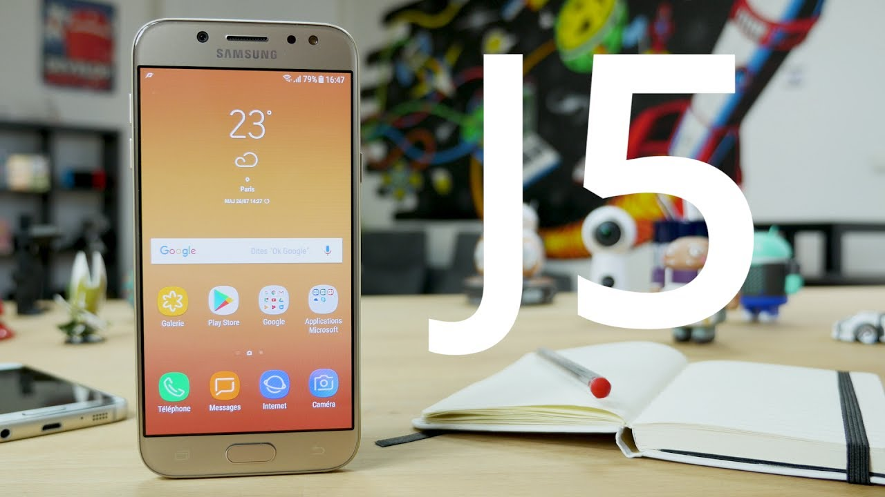 Test du Samsung Galaxy J5 (2017) : encore trop cher ?
