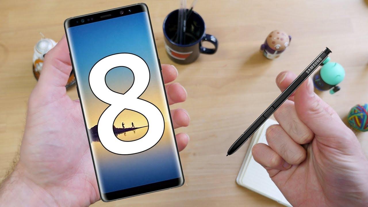 Samsung Galaxy Note 8 : on vous dit tout avant sa présentation