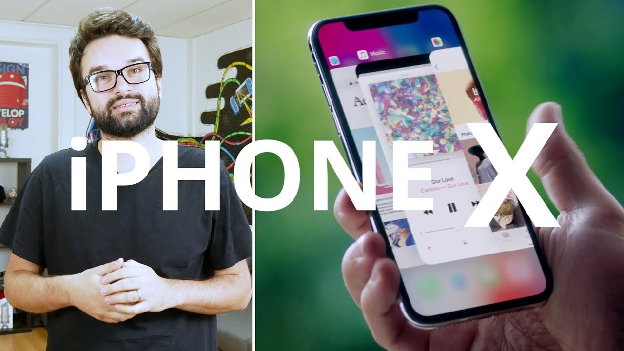 iPhone X : 4 nouveautés décryptées par nos soins
