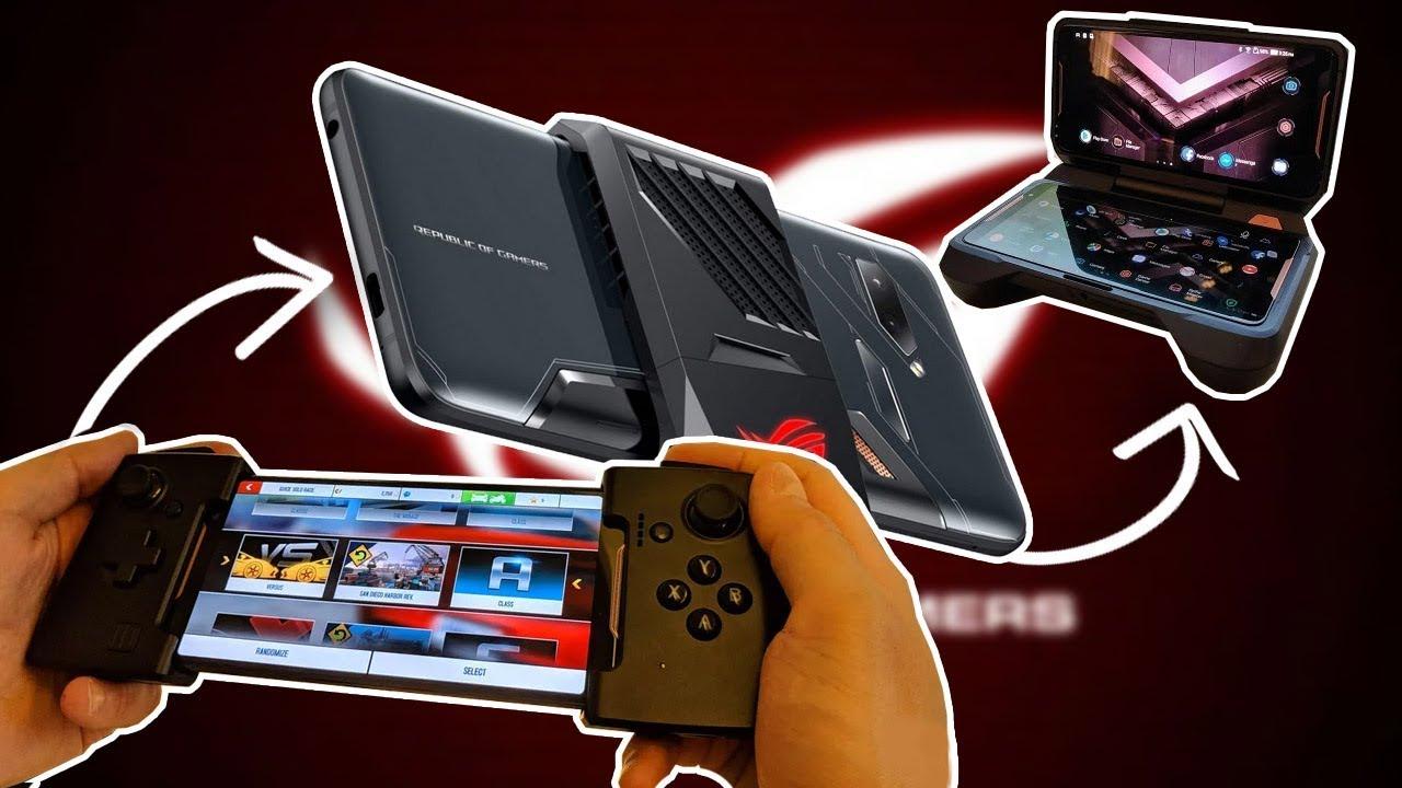 Écran OLED 90 Hz et gâchettes : le smartphone aux 1000 facettes