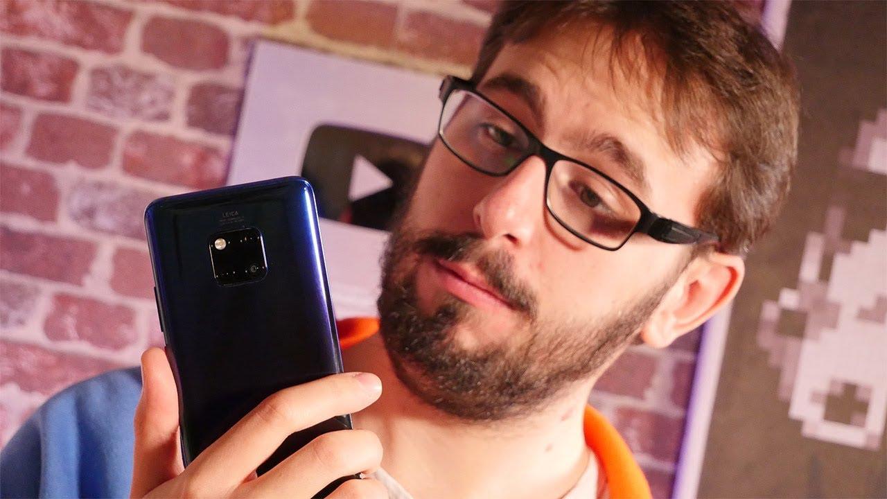 BEAU, PUISSANT et INNOVANT : le MEILLEUR SMARTPHONE de 2018 [Huawei Mate 20 Pro]